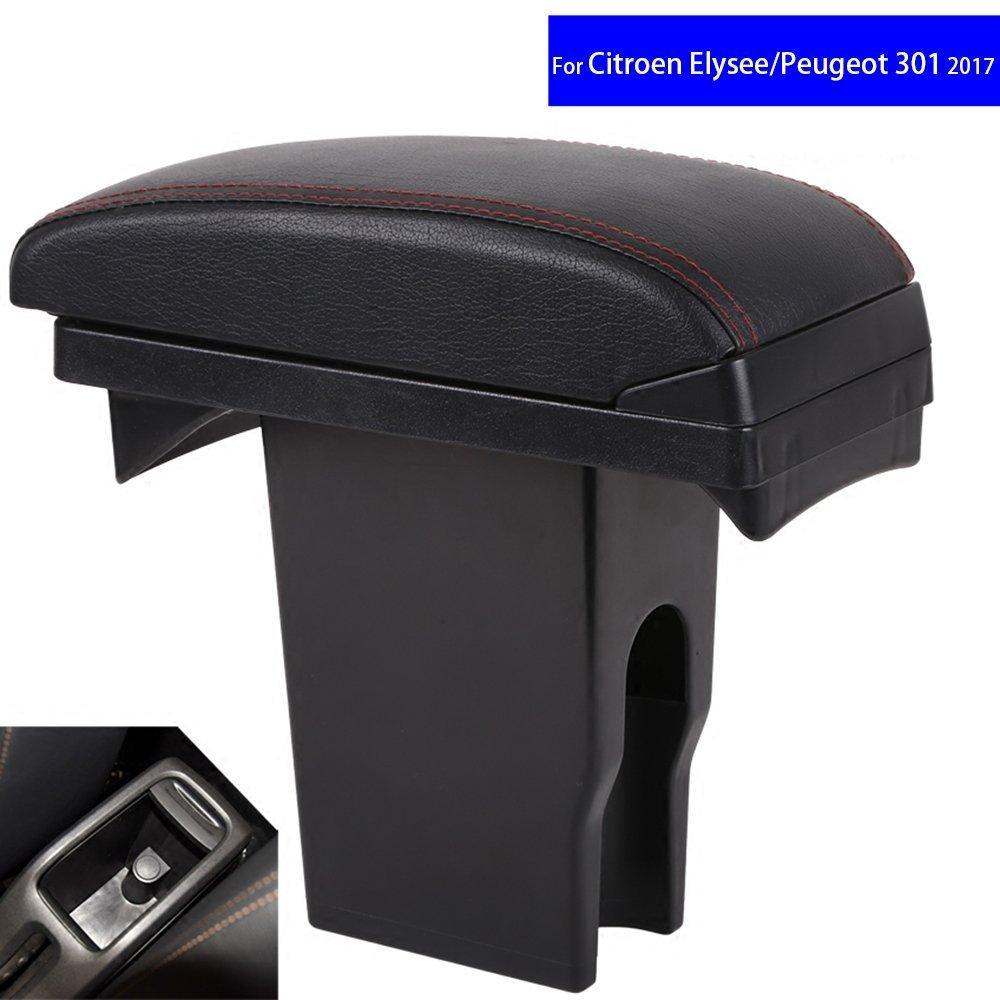 AutoSunShine Car Center Console Armrest Box Auto Parts Armrests Storage Box Shenzhen LeTian