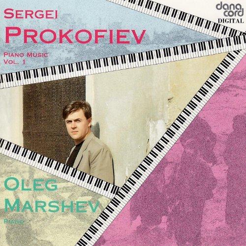Complete Piano Music (Prokofiev: Complete Piano Music Vol. 1 )