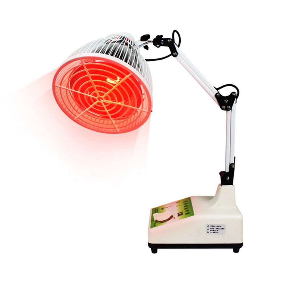 ZHIRONG CQ-30 100W赤外線理学療法装置、家庭用卓上多機能電磁波治療装置関節痛リウマチ様関節炎電灯、調節可能な角度、 B07F7Q7KD6
