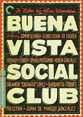 Buena Vista Social Club (The Criterion Collection) (Vista Dvd)