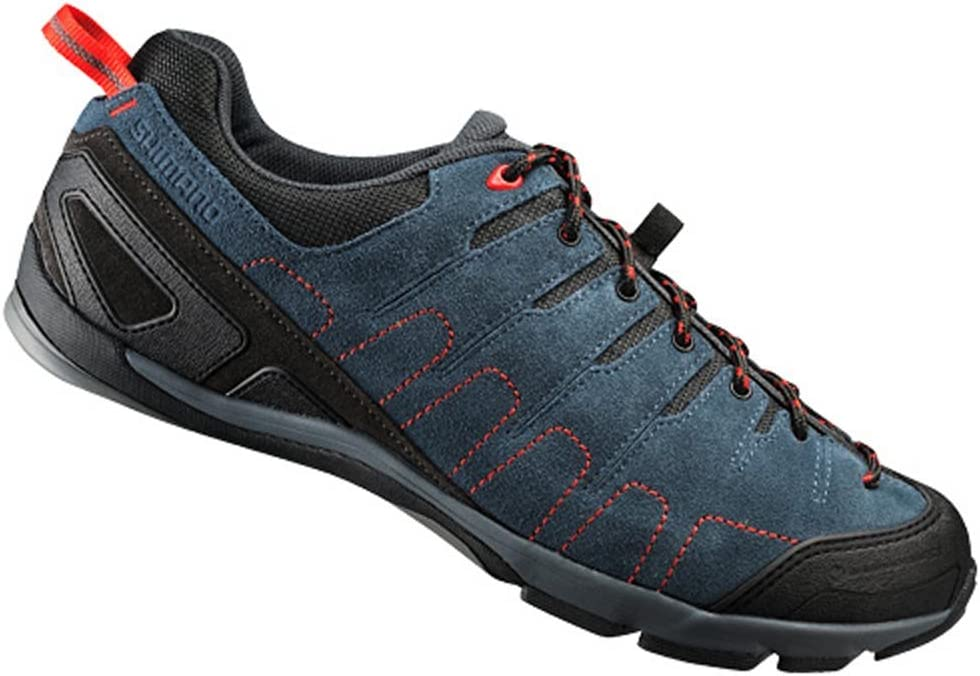 Shimano SH-CT80N - Zapatillas - azul/negro Talla 48 2017: Amazon.es: Deportes y aire libre