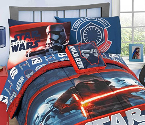 Star Wars Episode Reversible Comforter