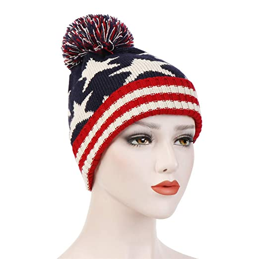 7f61e8d0cb2 shitou Men Women Baggy Warm Crochet Winter Wool Knit Ski Beanie Skull  Slouchy Caps Hat 2019