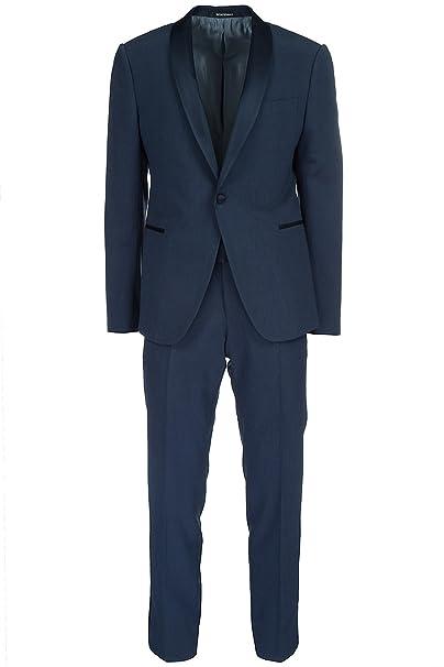 new style 219b2 26f61 Emporio Armani Abito Completo Uomo Originale Tuxedo Smoking ...