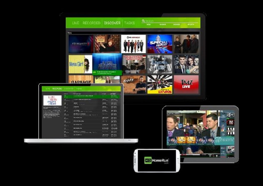 HDHomeRun EXTEND Watch Free Broadcast TV over WiFi - Roku ...