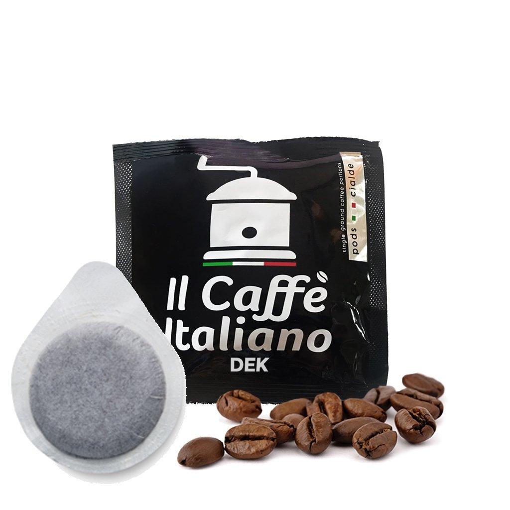100 Café en monodosis de papel de 44 mm ESE - 100 cápsulas de café ESE 44 mm mezcla Descafeinado - Il caffè Italiano - FRHOME: Amazon.es: Alimentación y ...