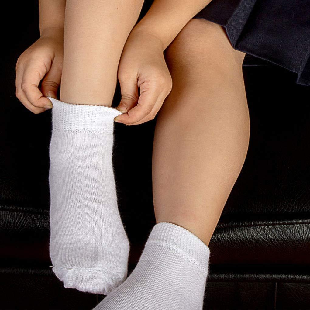 16 Paar Kinder Babysocken Kleinkind Baby Socks, Baby Socken für 2-4 Jahre Alt Baby Mädchen und Jungen