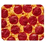 Unique Pizza Pattern Customized Rectangle Non-Slip Rubber Mouse Pad Gaming Mousepad (SunshineMP-683)