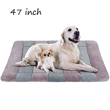 Amazon.com: Cama para perro, tapete para cama de mascotas 36 ...