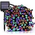 kilokelvin Solar String Lights Outdoor