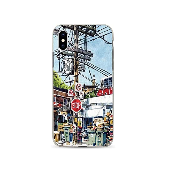 Amazon com: Luxury Mosaic Phone Cases for iPhone X XS Max XR
