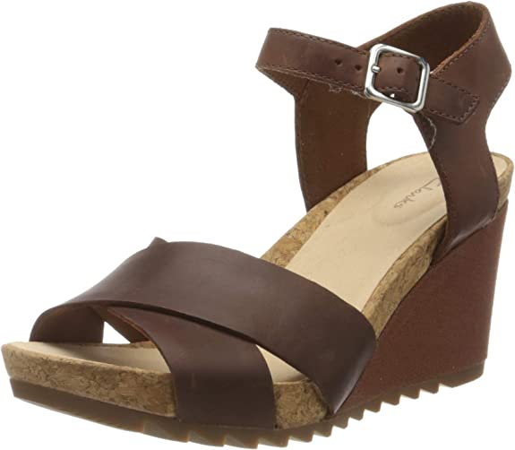 Clarks Women's Flex Sun Sling Back Sandals
