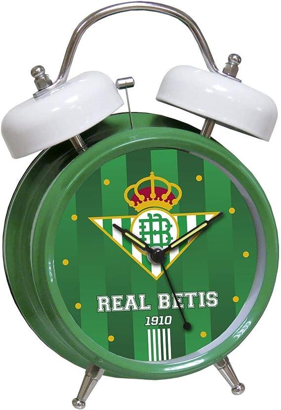 Amazon.es: Betis- Despertador Musical Himno Electrónica/comunicación Juvenil, Color (Verde) (DM-02-BT)