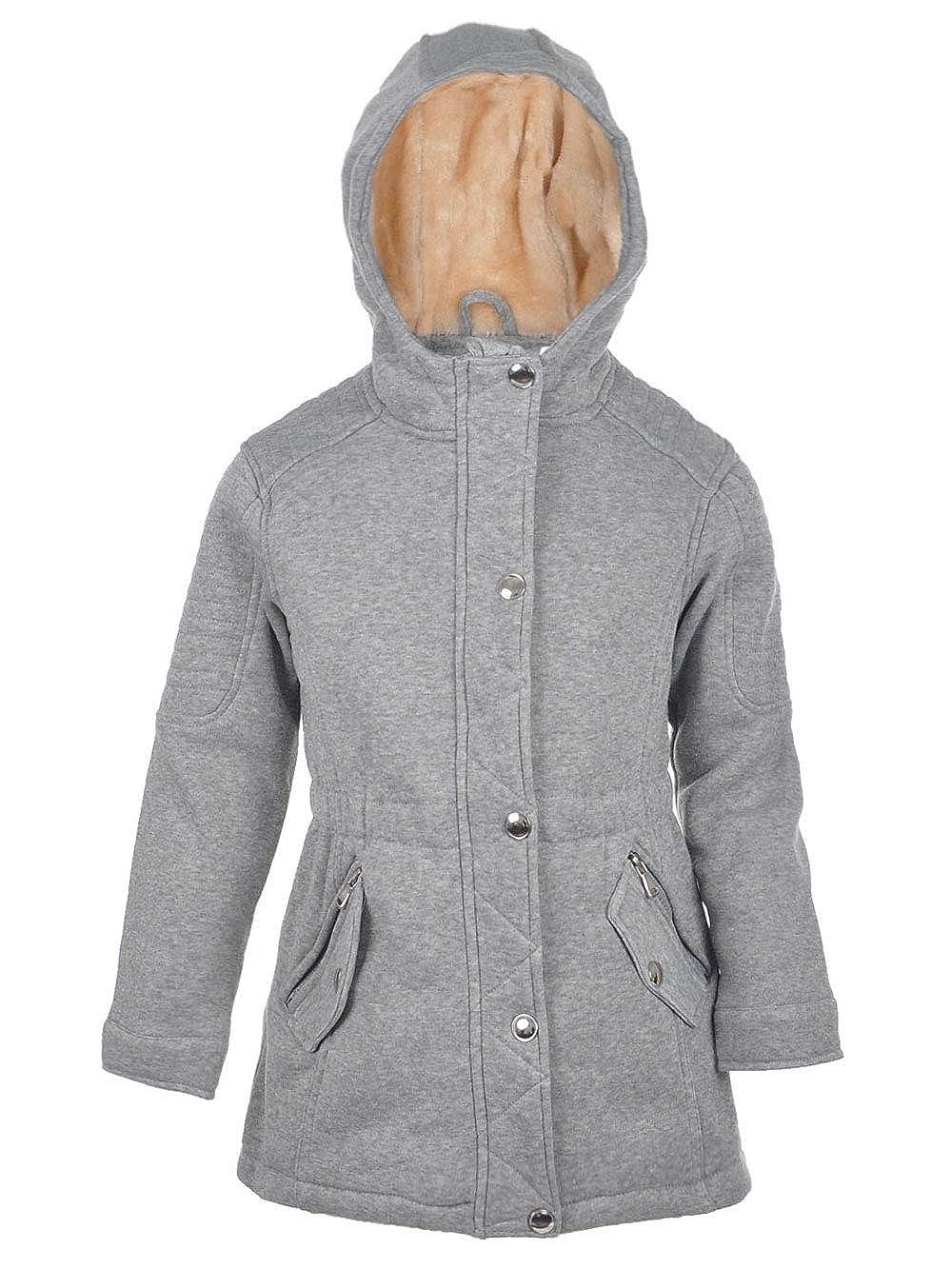 Urban Republic Girls' Hooded Jacket 14