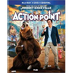 ACTION POINT arrives on Digital August 14th and Blu-ray Combo Pack August 21st from Paramount