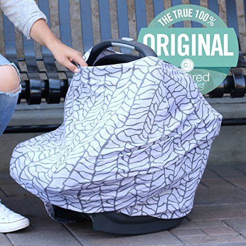 Covered Goods - The Original Multi Use Maternity Breastfeeding Nursing Cover, Infinity Scarf, and Car Seat Cover - Roots by Covered Goods (Image #1)