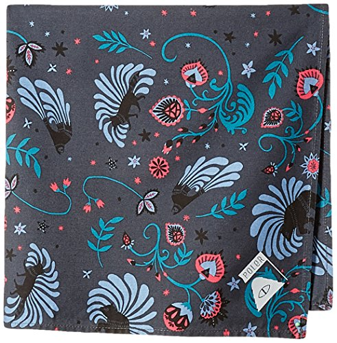 Poler Men's Bandana-BLK, Black, One Size