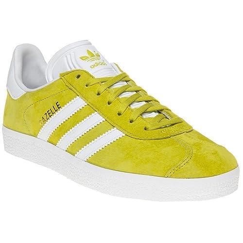 adidas Gazelle Damen Sneaker Gelb: Amazon.de: Schuhe & Handtaschen