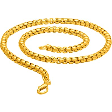 ac2a39eec Thrillz Trendy and fancy Rounder Design Metal Chain  Amazon.in  Jewellery