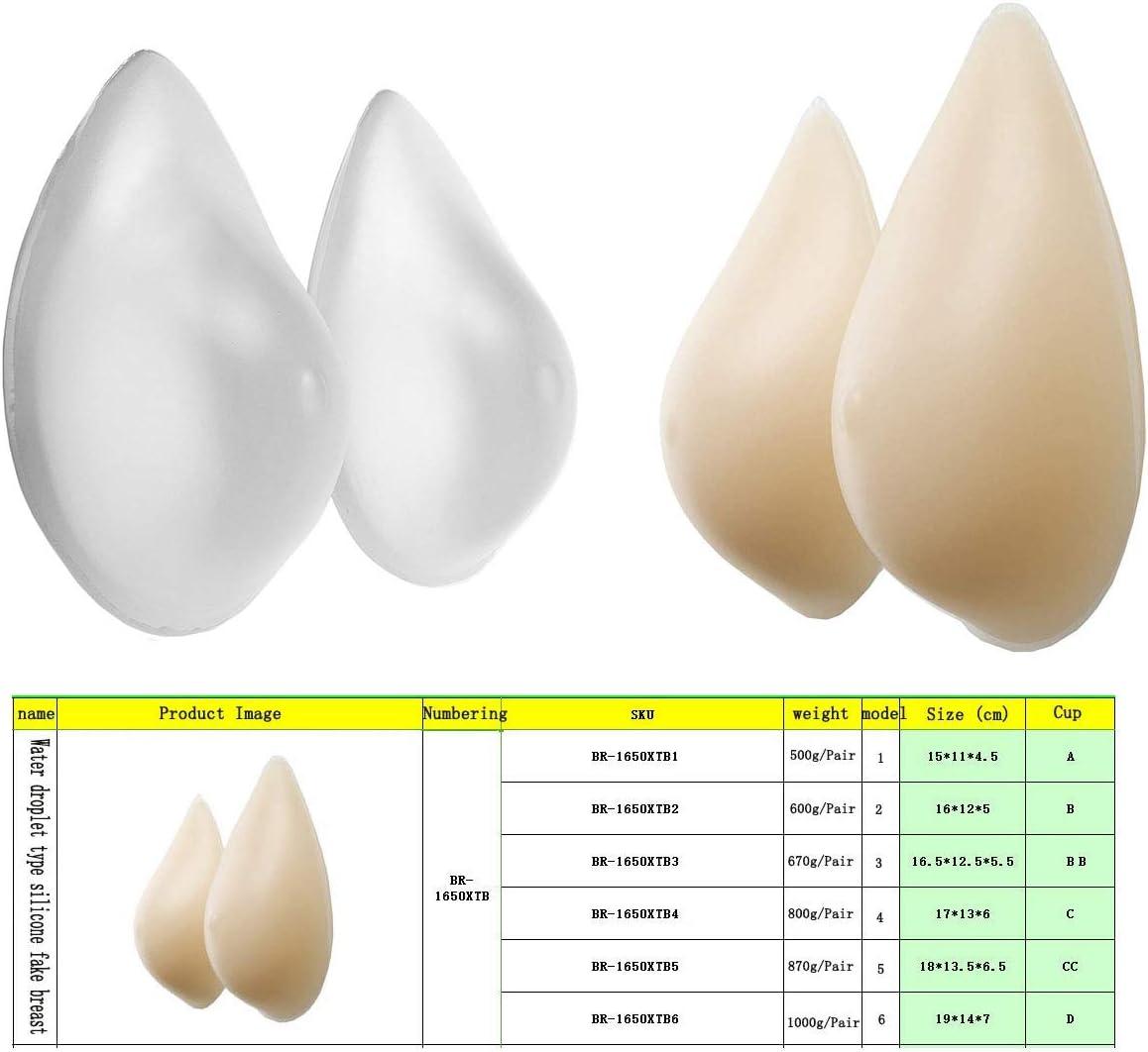 Brustformen verschiedene Verschiedene Arten