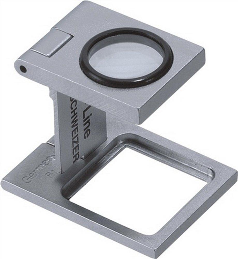 Fadenz/ähler Tech-Line Vergr/ö/ßerung 8x Linsen-D.16,3mm