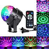 Compra Sound Activated Party Lights with Remote Control Dj Lighting, RBG Disco Ball, Strobe Lamp 7 Modes Stage Par Light for Home Room Dance Parties Birthday DJ Bar Karaoke Xmas Wedding Show Club Pub en Usame