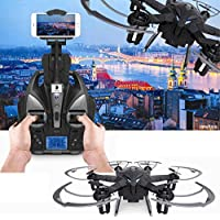 Kanzd New iDrone i6W Wifi FPV Live HD Camera RC Flying Quadcopter 2.4G 6-Axis Gyro