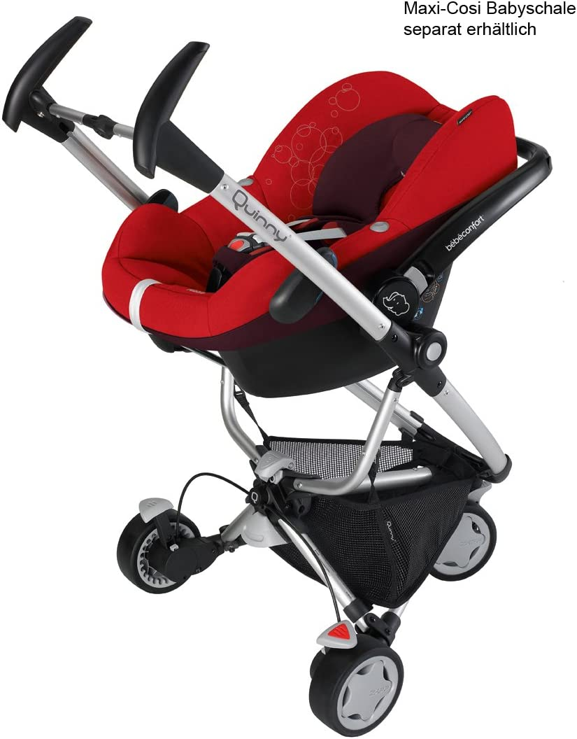 Quinny Poussette Canne Zapp Rebel Red collection 2012