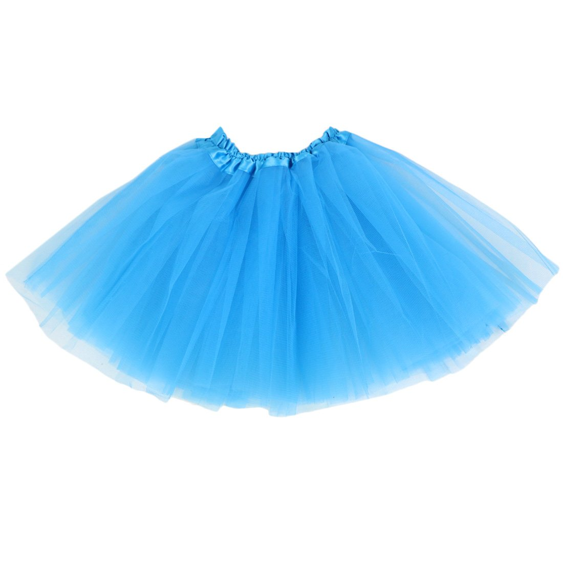 Amazon.com: kilofly 6pc Girls Ballet Tutu Kids Birthday Princess ...