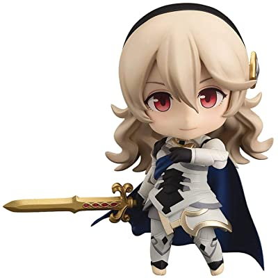 Good Smile Fire Emblem Fates Corrin (Female Version) Nendoroid Action Figure: Toys & Games