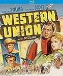 Western Union (1941) [Blu-ray]