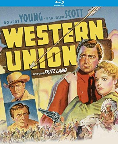 Western Union  Blu Ray