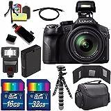 Panasonic Lumix DMC-FZ300 Digital Camera + Extra battery + 48GB Bundle 5
