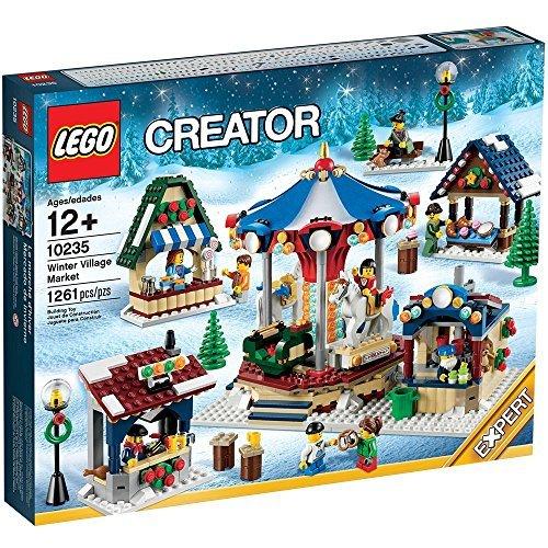 Village Market (LEGO Creator Winter Village Market (10235 ) by LEGO)