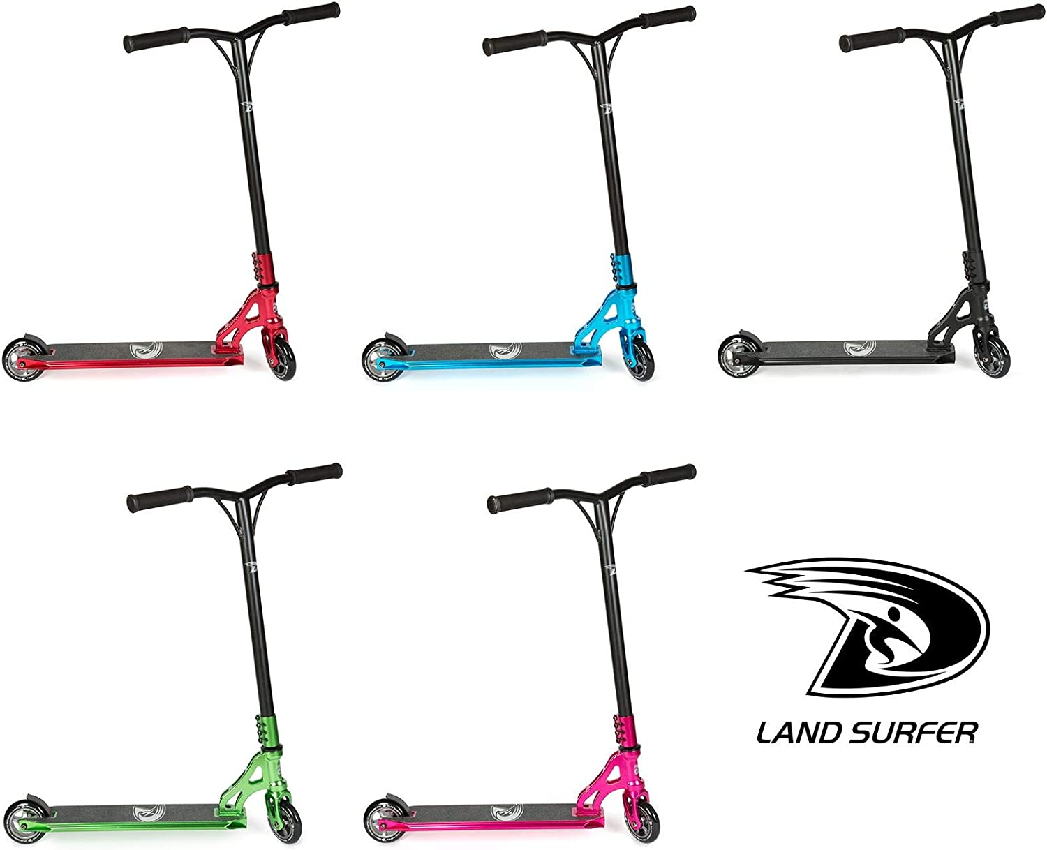 Amazon.com: Land-Surfer Pro Stunt Scooters: Sports & Outdoors