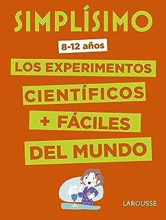 Los experimentos científicos más fáciles del mundo (Larousse - Infantil / Juvenil -