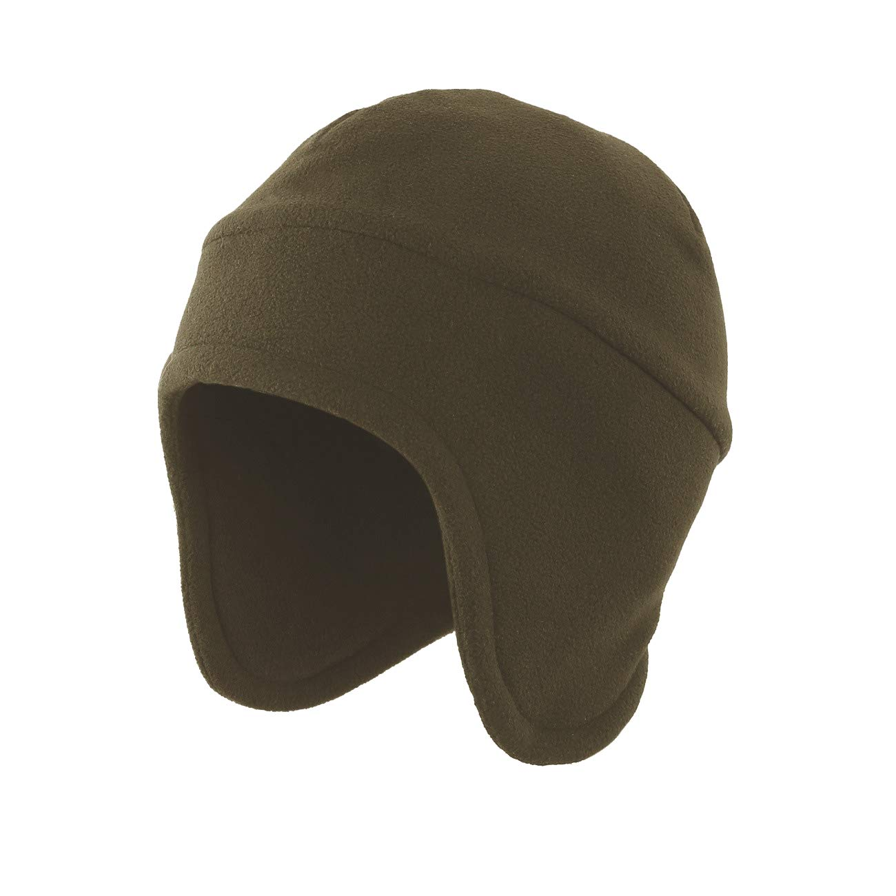LLmoway Men/'s Warm 2 in 1 Hat Winter Fleece Earflap Skull Sports Beanie Ski Mask