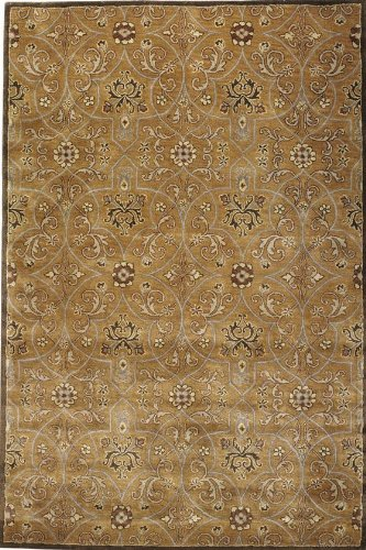 Grimsby Area Rug, 4-footx6-foot, AMBER GOLD (Rug Amber Gold Area)