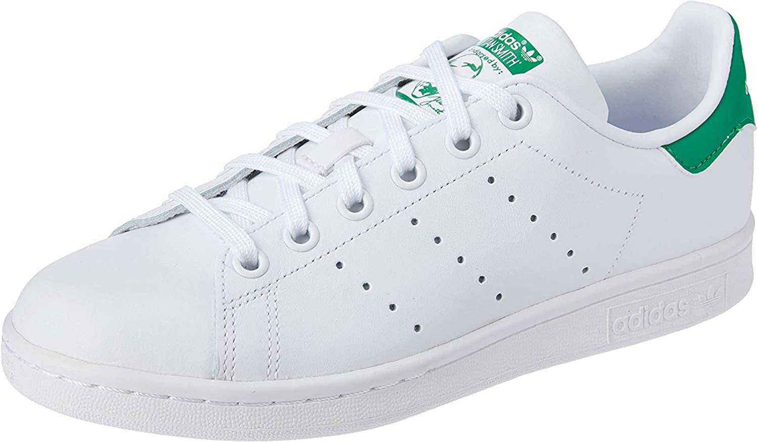 adidas Originals Adidas Stan Smith J M20605, Zapatillas de Gimnasia Unisex Adulto