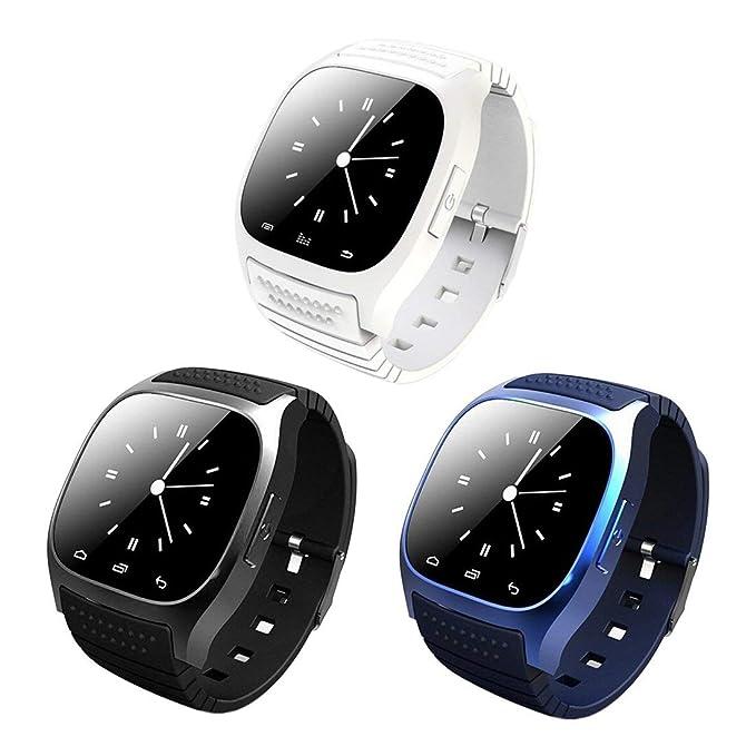M26 Life Smartwatch Impermeable Reloj Inteligente con ...