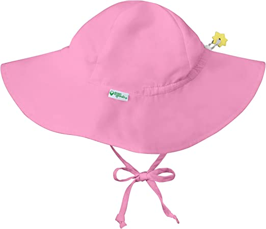 i play by green sprouts Baby Bucket Sun Protection Hat