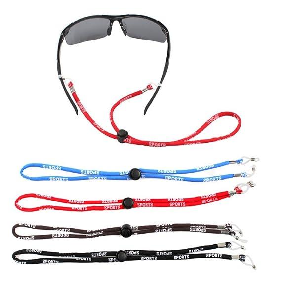 Cuerda de gafas ajustable, Correa de gafas de sol Gafas de ...