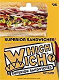 Which Wich offers customizable wiches, made-to-order with fresh, premium ingredients. From vegetarian options to LettucewichesTM and bowls, guests can dine in, take out, or cater.