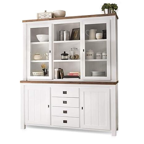 Buffet Küchenbuffet Buffetschrank Landhausstil Ideal Weiß Möbel dorCBWexQ