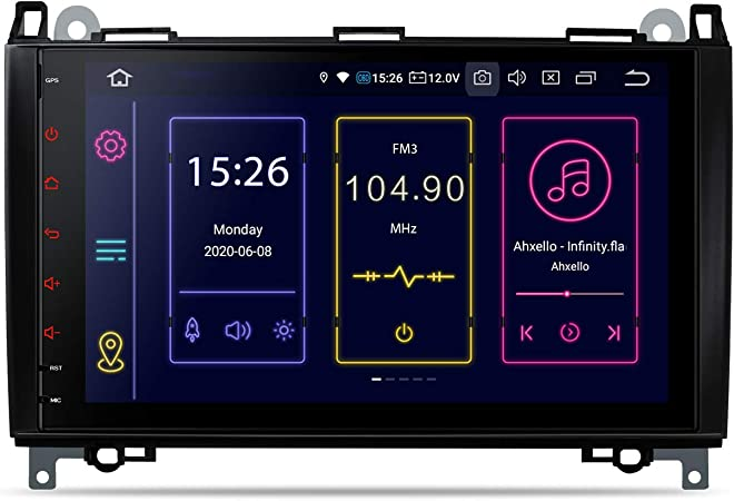 Xtrons 9 Android 10 Autoradio Qualcomm Bluetooth 4g Elektronik