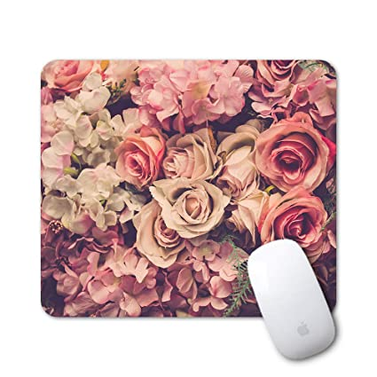362ccf05519bb Mouse Pad, Sumplee Fashion Mousepad Rectangle Art Print Mouse Pads Anti  Slip Rubber Mouse Mat for Desktops, Computer, PC and Laptops (9.5x12.6  inch, ...