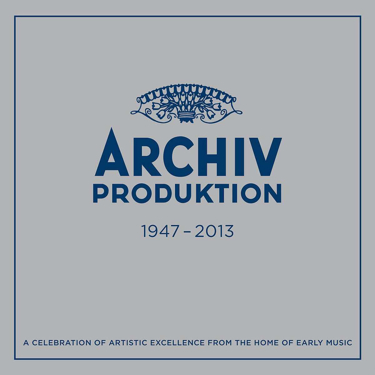 Archiv Produktion 1947-2013                                                                                                                                                                                                                                                                                                                                                                                                <span class=