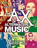 A-X of Alternative Music, Taylor, Steve, 0826473962