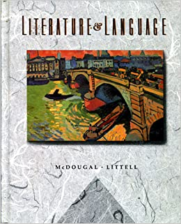 mcdougal littell the language of literature grade 8 pdf