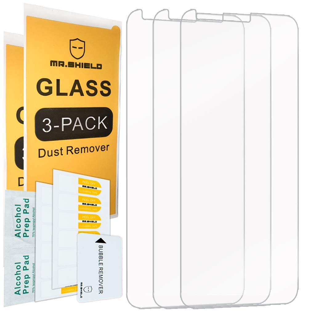 Vidrio Templado para LG Q7 Plus / Q7+ / LG Q7  [3un]